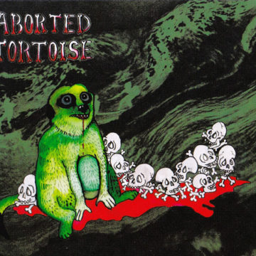 "Aborted Tortoise - Aborted Tortoise; 12"" LP"