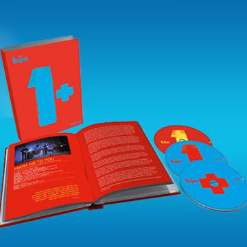 Beatles, The – 1+; CD+2XDVD