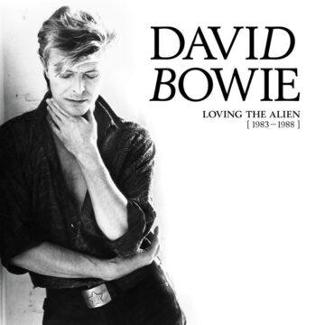 David Bowie – Loving The Alien; Box Set de 15 Vinilos