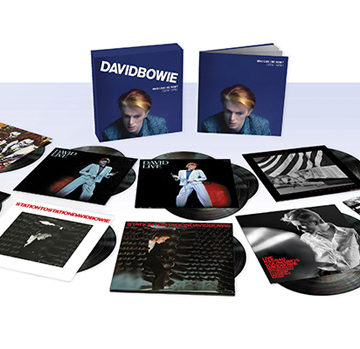 "David Bowie - Who Can I Be Now?; 13X12"" LP, Box Set"