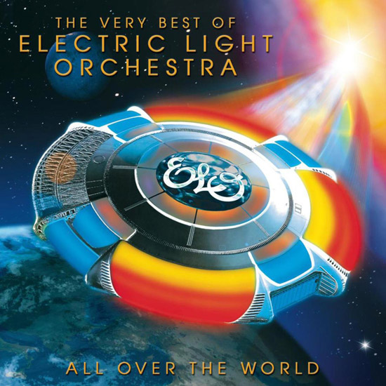 """Electric Light Orchestra - The Very Best Of; 12"""" LP"""