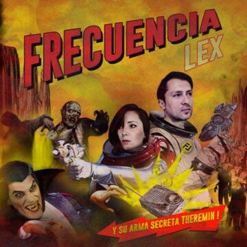 Frecuencia Lex – De Película; CD-R