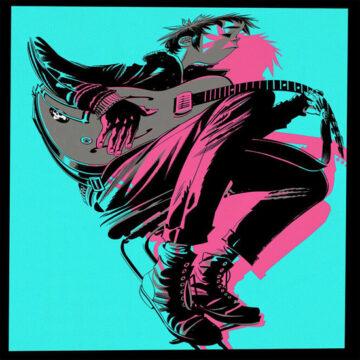 Gorillaz – The Now Now; CD
