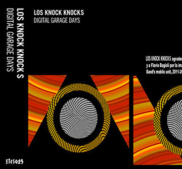 Knock Knocks, Los - Digital Garage Days; Cassette