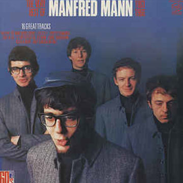 Manfred Man – The Very Best Of; Vinilo Simple