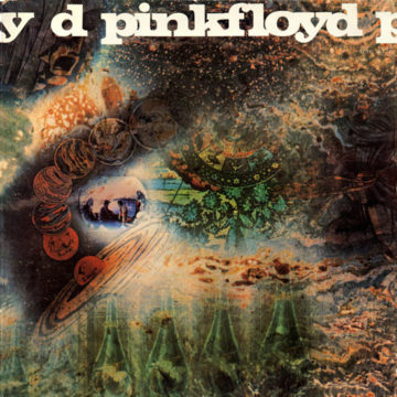"Pink Floyd - A Sacerful Of Secrets; 12"" LP"