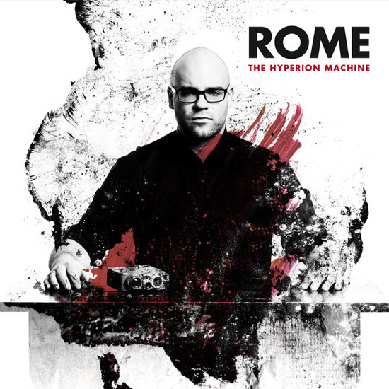 Rome - The Hyperion Machine; CD