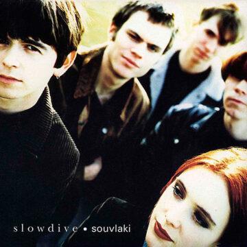 """Slowdive - Souvlaki; 12"""" LP"""