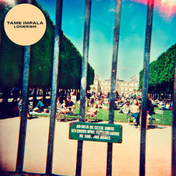 "Tame Impala - Lonerism; 2X12"" LP"