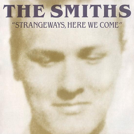 "Smiths, The - Strangeways, Here We Come; 12"" LP"