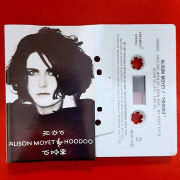 Alison Moyet – Hoodoo; Cassette
