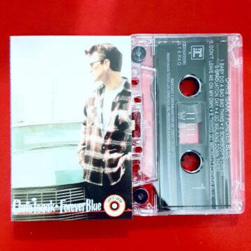 Chris Isaak – Forever Blue; Cassette