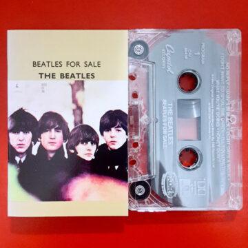 Beatles, The – Beatles For Sale; Cassette