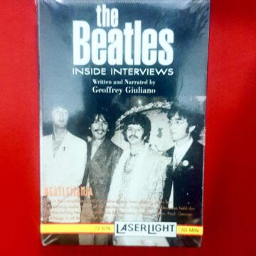 Beatles, The – Inside Interviews; Cassette