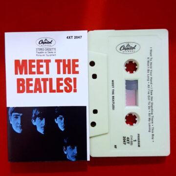 Beatles, The – Meet The Beatles!; Cassette