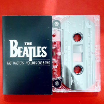 Beatles, The – Past Masters Volume One; Cassette