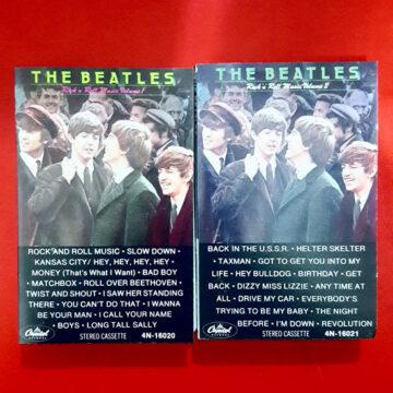 Beatles, The – Rock N' Roll Music; 2XCassette