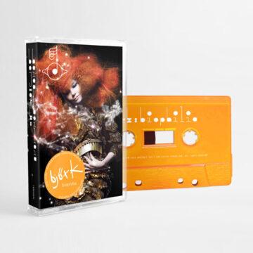 Björk – Biophilia; Cassette
