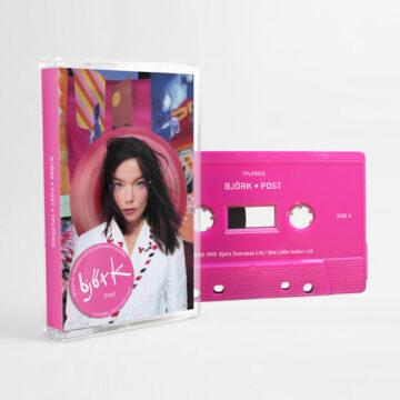 Björk – Post; Cassette