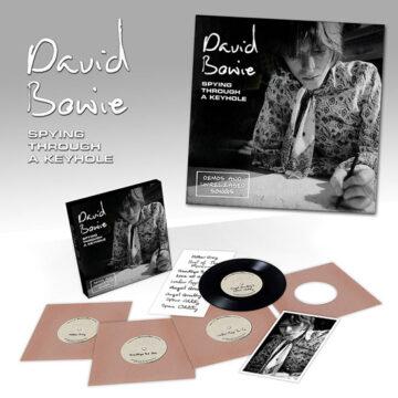 David Bowie – Spying Through A Keyhole; Set de 4 Vinilos de 7″