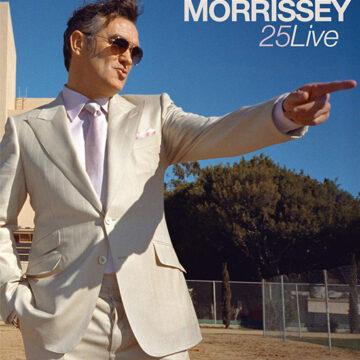 Morrissey – 25 Live; Blu-Ray