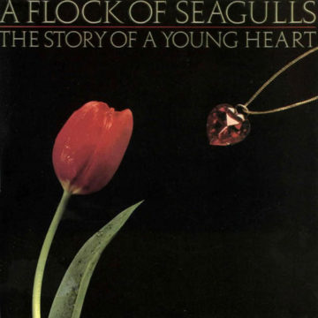 A Flock Of Seagulls – The Story Of  A Young Heart; Vinilo Simple