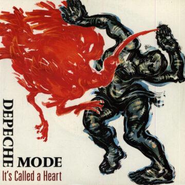 Depeche Mode – It's Called A Heart; Single 7″