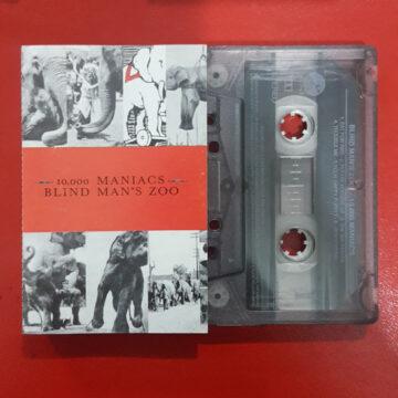 10.000 Maniacs – Blind Man Zoo; Cassette