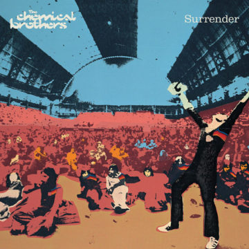 Chemical Brothers, The – Surrender; 4X12″ LP+DVD Box Set