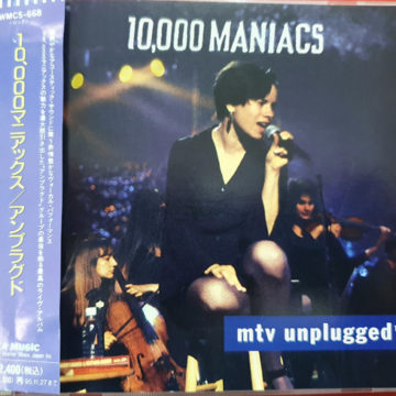 10.000 Maniacs – MTV Unplugged; CD