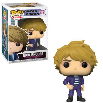 Funko Pop! – Duran Duran – Nick Rhodes