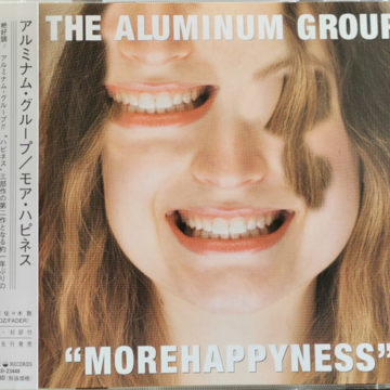 Aluminum Group, The – Morehappyness; CD
