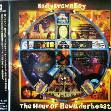 Badly Drawn Boy – The Hour of the Bewilderbeast; CD