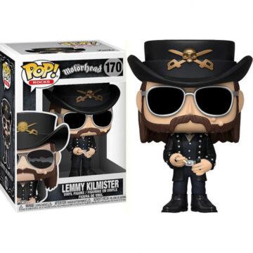 Funko Pop! – Lemmy Kilmister – Mötorhead
