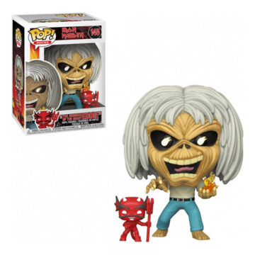 Funko Pop! – Iron Maiden – The Number Of The Beast
