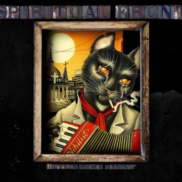 Spiritual Front – Rotten Roma Casino; CD+DVD