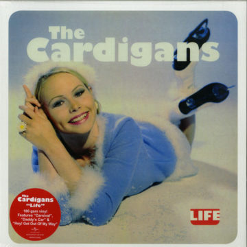 Cardigans, The – Life; Vinilo Simple
