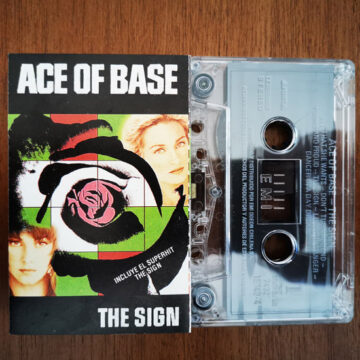 Ace Of Base – The Sign; Cassette