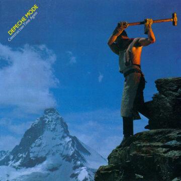 Depeche Mode – Construction Time Again; Vinilo Simple