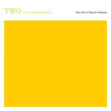 Alva Noto & Ryuichi Sakamoto – Two (Live At Sydney Opera House); Vinilo Doble