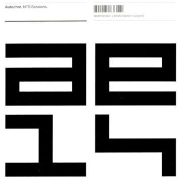 Autechre – NTS Sessions Box Set; 8 CDs