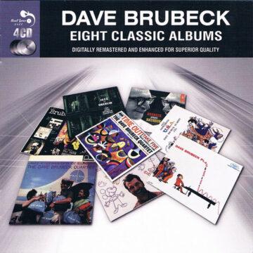 Dave Brubeck – Eight Classic Albums; CD Cuádruple