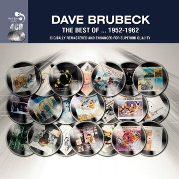 Dave Brubeck – Dave Brubeck: The Best Of … 1952-1962; CD Cuádruple