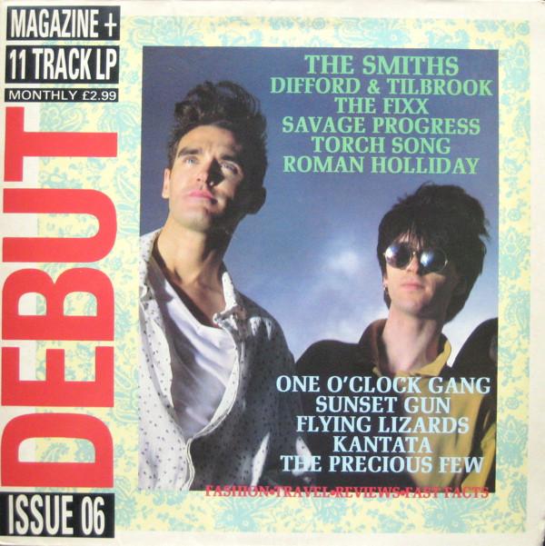 Compilado Debut LP Magazine - Issue 06; Vinilo Simple