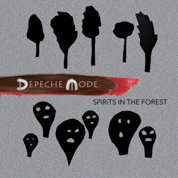 Depeche Mode  Spirits In The Forest; Blu-Ray Doble + CD Doble