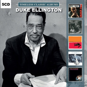 Duke Ellington – Timeless Classic Albums; CD Quíntuple