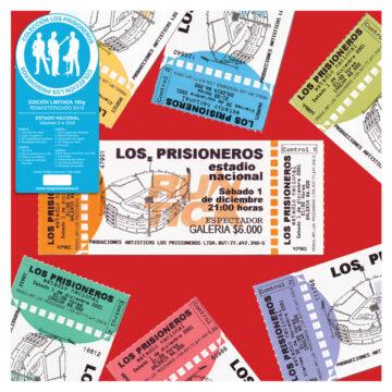 Prisioneros, Los - Estadio Nacional Volumen 2; Vinilo Doble