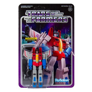 Reaction Figures – Transformers – Starscream