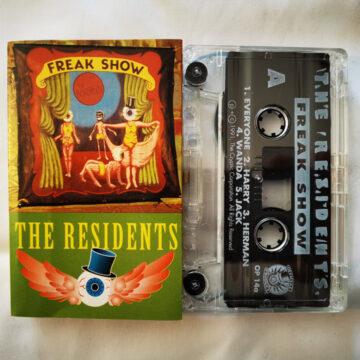 Residents, The – Freak Show; Cassette
