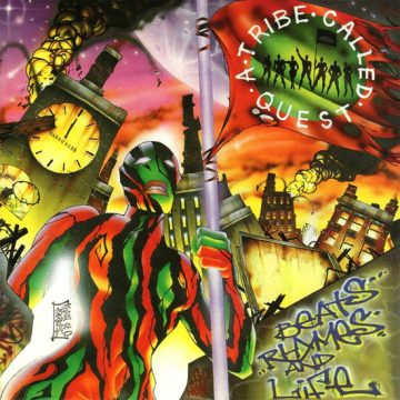 A Tribe Called Quest – Beats, Rhymes And Life; Vinilo Doble